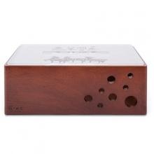 实木质纸巾盒欧式创意抽纸盒车用欧式纸抽盒纸巾收纳盒