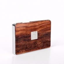 红木精品 红木名片盒+笔+红酸枝8GU盘