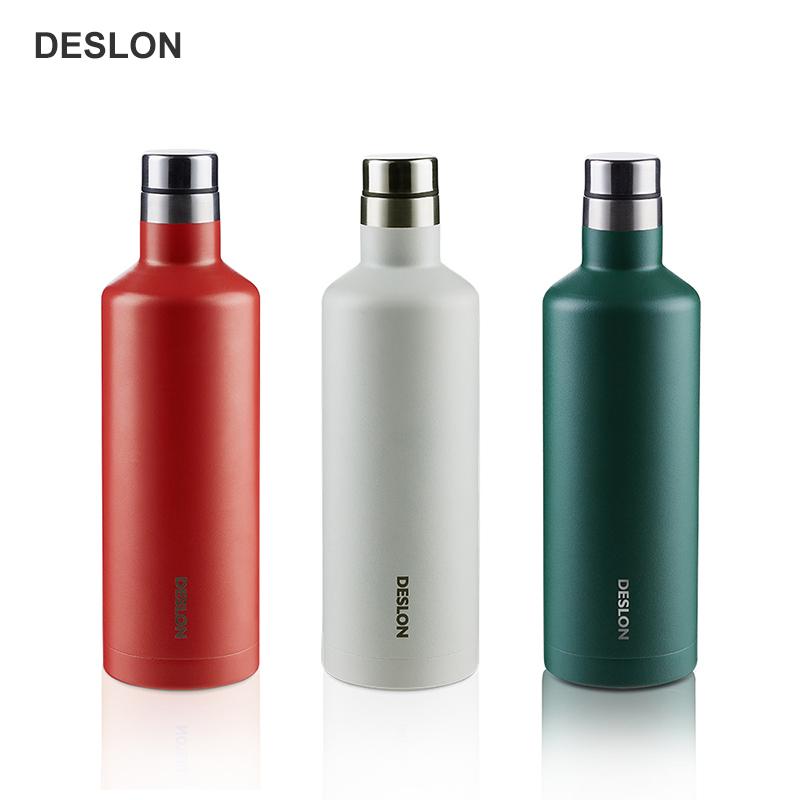 悦活运动真空瓶DYHB-500 德世朗DESLON